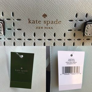 kate spade Bags - ♠️Kate Spade Small Lanie Milton Lane Saffiano Mint